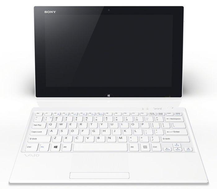 VAIO Tap 11 – первый планшет с Windows 8 от Sony