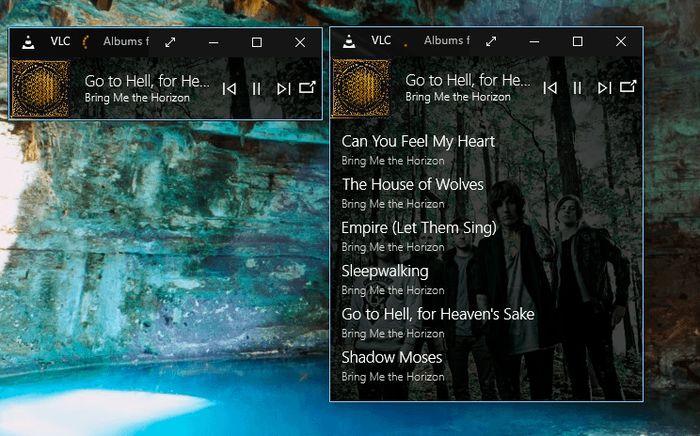 VLC готов к Windows 10: новый интерфейс, мини-плеер и другие изменения
