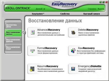 Восстановление удаленных данных с флешки