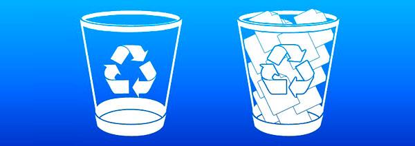 Выкидываем мусор правильно
