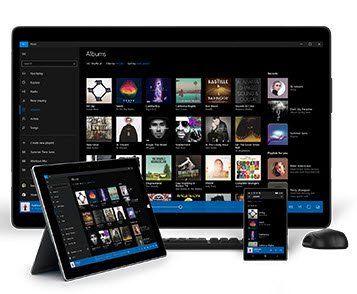 Вышло крупное обновление «Музыка Groove» для Windows 10 Mobile