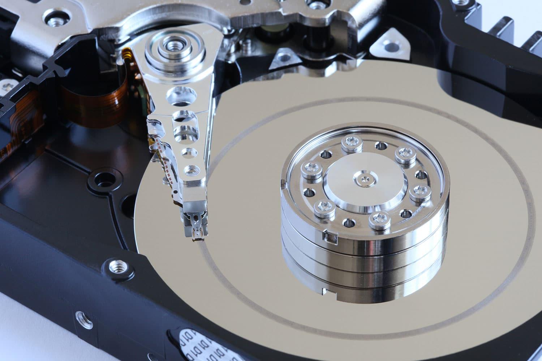 Проверка жесткого диска