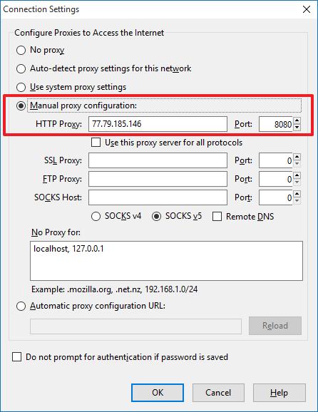 Как изменить IP адрес компьютера в Интернете