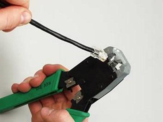 Как правильно обжать интернет кабель в домашних условиях своими руками