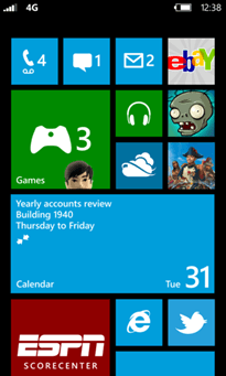 Что нового в Windows Phone 8