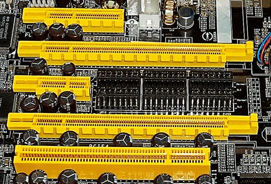 PCI Express. Что такое PCI Express