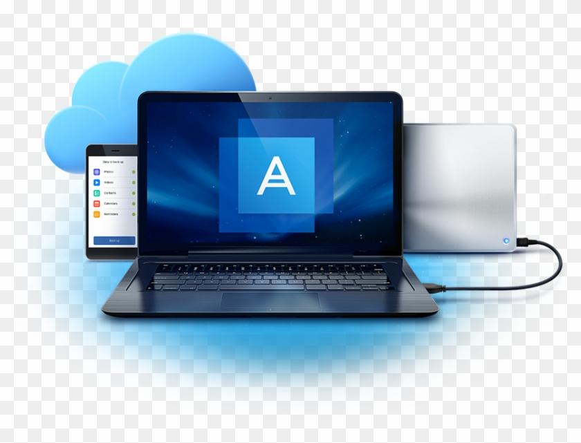 Acronis True Image резервное копирование и восстановление Windows