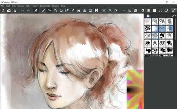 Бесплатные программы для рисования на компьютере и планшете