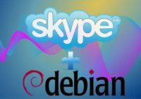 Как установить Скайп на Debian 8 Jessie
