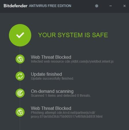 Какой поставить антивирус на Windows 10?
