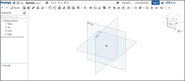 Компас 3D онлайн