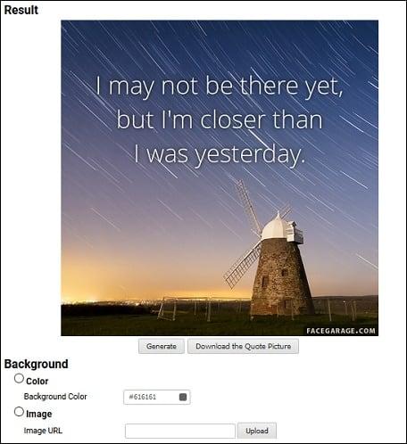 Красивый фон для текста в Инстаграм