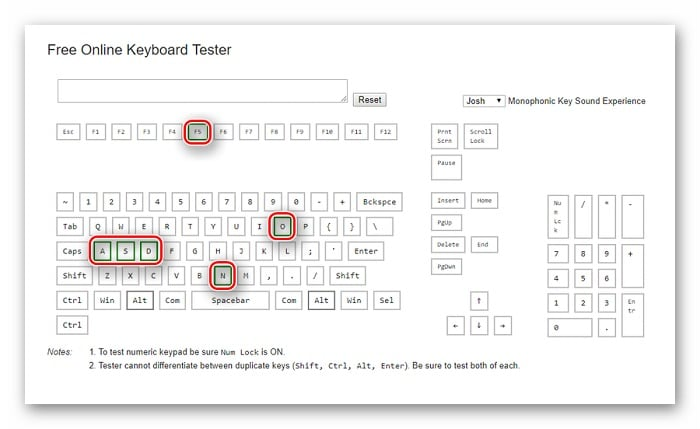Лучшие способы теста клавиатуры онлайн