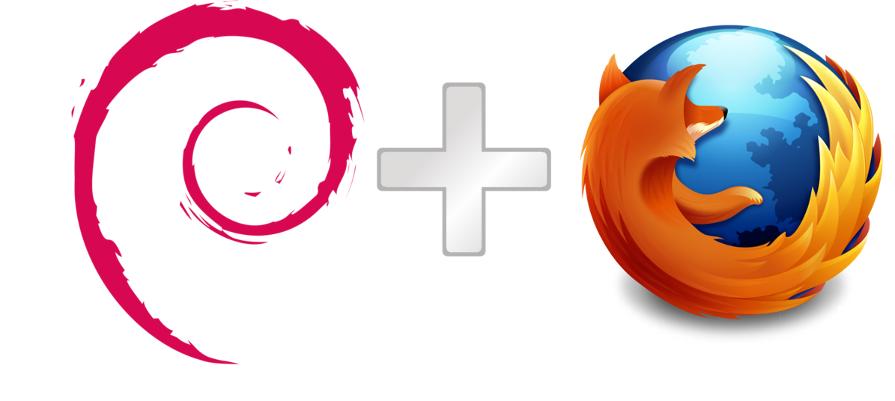 Последняя версия Firefox на Debian 8 Jessie