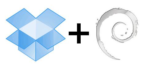 Установка Dropbox на Debian
