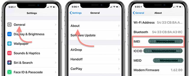 Как проверить iphone при покупке
