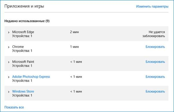 Родительский контроль в Windows 10: активация и настройка