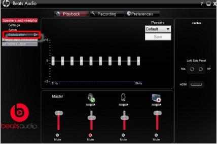Драйвер Beats Audio для HP