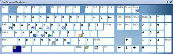 Скачать экранную клавиатуру