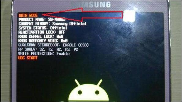 Downloading: Do not turn off target на Samsung сколько ждать