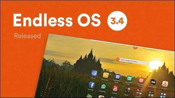 Endless OS что это такое