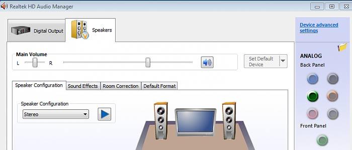 Почему нет звука на компьютере