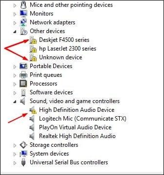Сбой загрузки драйвера DriverWUDFRd для устройства — Решение