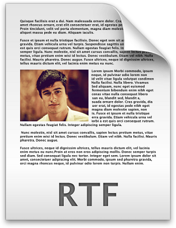 Чем открыть RTF