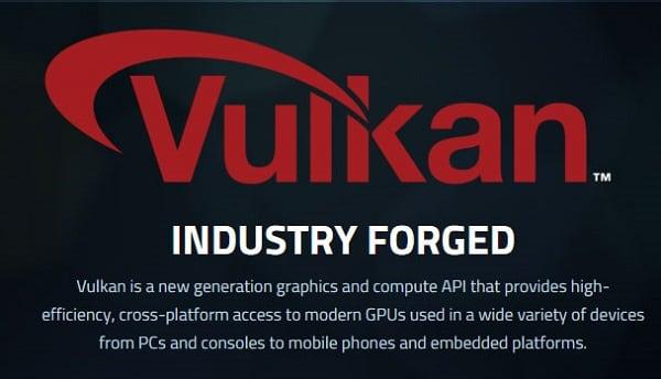 Что это Vulcan Runtime Libraries