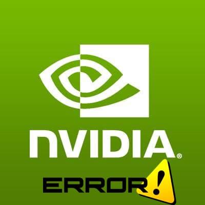 Как исправить Nvidia драйвера если не устанавливаются
