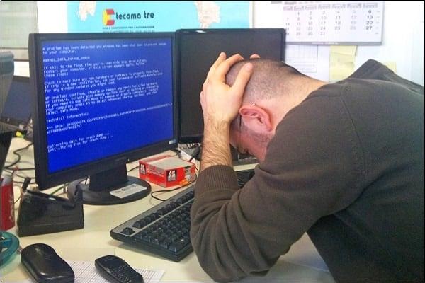 Как исправить nvlddmkm.sys синий экран в Windows 7/10