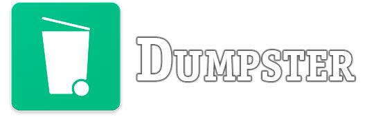 Приложения Dumpster восстановит утерянные данные