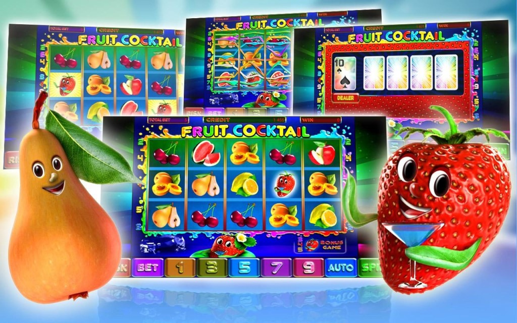 Лучшие игровые автоматы онлайн