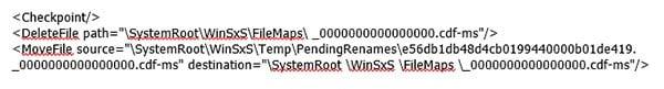Ошибки c0000022, c0000034  при операции обновления Windows