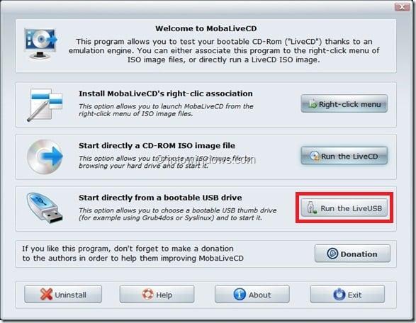 Start booting from USB device что делать