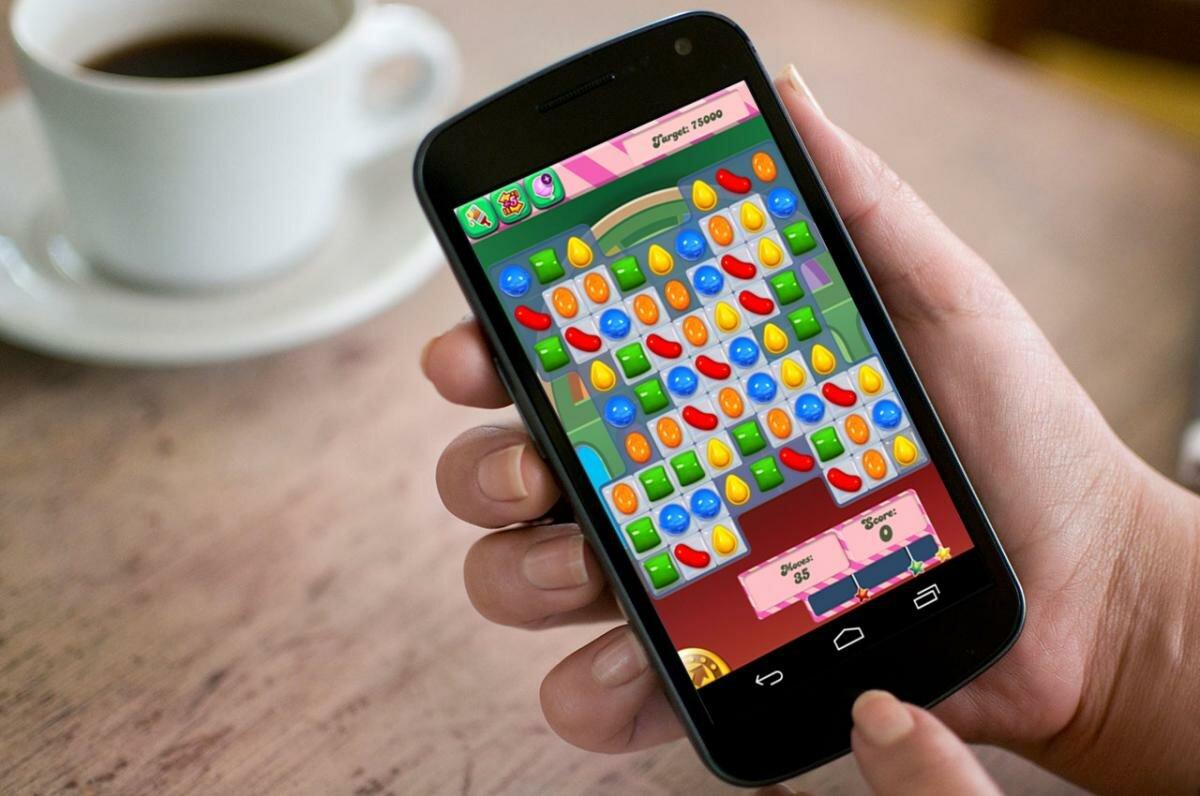 Картинки и игры для мобильного телефона
